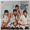 """Music Memorabilia:Recordings, Beatles Yesterday and Today """"Butcher Cover"""" Sealed FirstState Mono LP (Capitol T2553, 1966)...."""