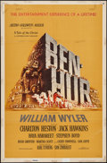 """Movie Posters:Academy Award Winners, Ben-Hur and Other Lot (MGM, 1959). One Sheets (2) (27"""" X 41""""). Academy Award Winners.. ... (Total: 2 Items)"""