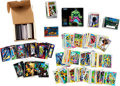 Memorabilia:Trading Cards, Marvel Related Trading Cards Group (Various Publisher, 1990s)....