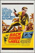 "Movie Posters:War, Back Door to Hell & Other Lot (20th Century Fox, 1964). OneSheets (2) (27"" X 41""). War.. ... (Total: 2 Items)"