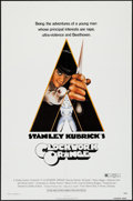 """Movie Posters:Science Fiction, A Clockwork Orange (Warner Brothers, 1971). One Sheet (27"""" X 41"""")R-Rated Style. Science Fiction.. ..."""