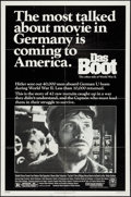 "Movie Posters:War, Das Boot & Others Lot (Columbia, 1981). One Sheet (27"" X 41""),Trimmed Title Lobby Card (10.75"" X 13.5""), & Lobby Cards (6)... (Total: 8 Items)"