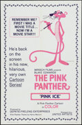"Movie Posters:Animation, Pink Ice (United Artists, 1965). One Sheet (27"" X 41""). Animation.. ..."