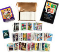 Memorabilia:Trading Cards, Disney and other Trading Cards Miscellaneous Group (1980s-90s)....