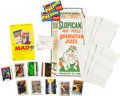 Memorabilia:Trading Cards, Non Sports Trading Cards Group (Various Publishers, 1990s)....
