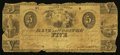 Obsoletes By State:Ohio, Wooster, OH- The Bank of Wooster $5 May 1, 1843 Wolka 2866-21. ...
