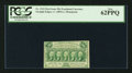 Fractional Currency:First Issue, Fr. 1312 50¢ First Issue PCGS New 62PPQ.. ...