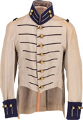 Movie/TV Memorabilia:Costumes, An Extra Period Uniform Jacket from An Unknown Film, Circa 1930s-1940s....