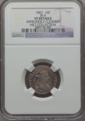 Early Dimes, 1802 10C JR-4, R.4 -- Improperly Cleaned -- NGC Details. VF....