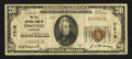 National Bank Notes:Kentucky, Pineville, KY - $20 1929 Ty. 1 The Bell NB Ch. # 7215. ...