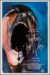 """Pink Floyd: The Wall (MGM, 1982). Poster (40"""" X 60""""). Rock and Roll"""