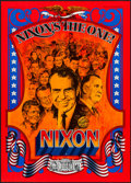 """Movie Posters:Miscellaneous, Nixon's the One! (JIMINI Productions, 1968). Political Poster (20"""" X 28""""). Miscellaneous.. ..."""