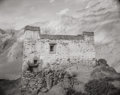 Photographs, LINDA CONNOR (American, b. 1944). Monk's Residence, Zanskar, India, 1985. Gelatin silver. 7-5/8 x 9-5/8 inches (19.4 x 2...