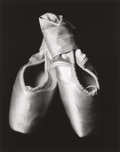 Photographs, ROD DRESSER (American, 1933-2011). Ballet Shoes, Carmel, California, 1998. Gelatin silver. 13-3/8 x 10-1/2 inches (34.0 ...