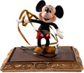Animation Art:Limited Edition Cel, Mickey Mouse Disneyland Statue (Walt Disney, c. 1980s)....