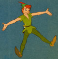 Animation Art:Production Cel, Peter Pan Production Cel (Walt Disney, 1953)....