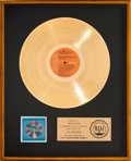 Music Memorabilia:Awards, Elvis Presley Elvis' Golden Records, Volume 3 Gold RecordAward (RCA Victor LSP-2765, 1963)...