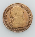 Colombia, Colombia: Charles III gold Escudo 1778 NR-JJ VG,...