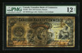 Canadian Currency: , Toronto, ON- Canadian Bank of Commerce $10 May 1, 1912 Ch. #75-14-28. ...