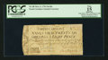 Colonial Notes:North Carolina, North Carolina March 9, 1754 26s 8d PCGS Apparent Fine 15.. ...
