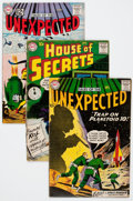 Silver Age (1956-1969):Horror, Tales of the Unexpected/House of Secrets Group (DC, 1960s)Condition: Average VG-.... (Total: 23 Comic Books)
