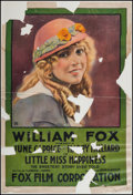 "Movie Posters:Drama, Little Miss Happiness (Fox, 1916). One Sheet (28"" X 41.5""). Drama....."