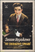 """Movie Posters:Drama, The Courageous Coward (Exhibitors Mutual Distributing Company,1919). One Sheet (27"""" X 41""""). Drama.. ..."""