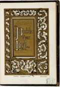 Books:Religion & Theology, [Religion and Theology.] Parables of Our Lord. London: Longman & Co., [1847]....