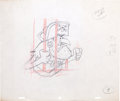 Animation Art:Production Drawing, Captain Crunch Jean LaFoote Animation Drawing Sequence (JayWard, c. 1960s).... (Total: 11 Original Art)