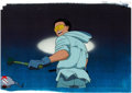 Animation Art:Production Cel, Akira Tetsuo Shima Production Cel and Drawing Group(Streamline Pictures, 1988).... (Total: 3 Items)