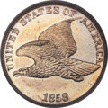 Proof Flying Eagle Cents, 1858 1C Large Letters PR65 PCGS....