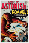 Silver Age (1956-1969):Horror, Tales to Astonish #19 (Marvel, 1961) Condition: FN....