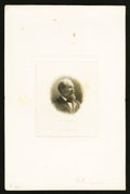 Miscellaneous:Other, Portrait Card of President James A. Garfield.. ...