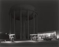 Photographs, GEORGE A. TICE (American, b. 1938). Petit's Mobil Station, Cherry Hill, New Jersey, 1974. Gelatin silver, printed 2004. ...