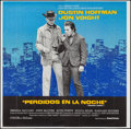 "Movie Posters:Academy Award Winners, Midnight Cowboy (United Artists, 1969). Spanish Language Six Sheet(76.5"" X 78""). Academy Award Winners.. ..."