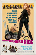 "Movie Posters:Exploitation, The Hard Ride (American International, 1971). One Sheet (27"" X 41"")and Lobby Card Set of 8 (11"" X 14""). Exploitation.. ... (Total: 9Items)"