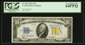 Small Size:World War II Emergency Notes, Fr. 2309 $10 1934A North Africa Silver Certificate. PCGS Very Choice New 64PPQ.. ...