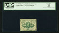 Fractional Currency:First Issue, Fr. 1242 10¢ First Issue PCGS Very Fine 20.. ...