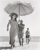 ROBERT CAPA (American, 1913-1954) Pablo Picasso and Françoise Gilot Golfe-Juan, August 1948 Gelatin silver, print...