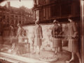 Photographs:Albumen, EUGÈNE ATGET (French, 1857-1927). Shop Window, circa 1890.Albumen, printed 1978 by Chicago Albumen Works. 7 x 9-1/4 inc...