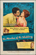 """Movie Posters:Drama, The Member of the Wedding (Columbia, 1953). One Sheet (27"""" X 41"""").Drama.. ..."""