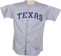 Baseball Collectibles:Uniforms, Early 1990's Nolan Ryan Game Worn Jersey. The Ryan Express was putting the final touches on his stunning career strike out ...