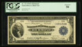 Fr. 721 $1 1918 Federal Reserve Bank Note PCGS About New 50