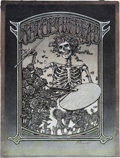 Music Memorabilia:Original Art, Grateful Dead Original Artwork by Philip Garris....
