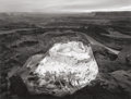 Photographs:Gelatin Silver, JOHN SEXTON (American, b. 1953). Recollections: White Boulder,Dead Horse Point, Utah, 1990. Gelatin silver, printed 200...