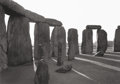 Photographs:Gelatin Silver, PAUL CAPONIGRO (American, b. 1932). Stonehenge, circa1967-72. Gelatin silver. 13-1/4 x 19 inches (33.7 x 48.3 cm).Sign...