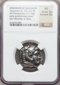 Ancients:Greek, Ancients: MACEDONIAN KINGDOM. Alexander III (336-323 BC). ARtetradrachm (17. 19 gm)....