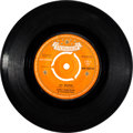 """Music Memorabilia:Recordings, Tony Sheridan & The Beatles """"My Bonnie"""" / """"The Saints"""" RareFirst Pressing British 45 Record, the First-Ever CommercialRecord..."""