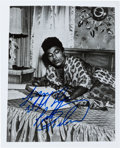 Music Memorabilia:Autographs and Signed Items, Little Richard Signed Photo. ...