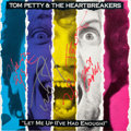 "Music Memorabilia:Autographs and Signed Items, Tom Petty & The Heartbreakers Signed Promotional Flat for theAlbum ""Let Me Up (I've Had Enough)"" (1987). ..."